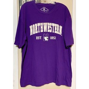 Northwestern University Wildcats Tee